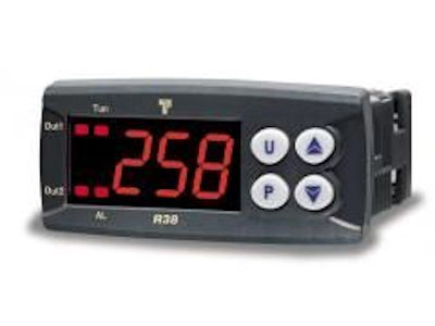 R38 Entry level controller - Ascon Tecnologic