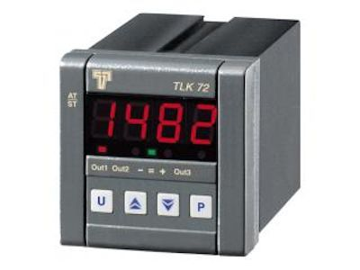TLK72 Controller with programmable input - Ascon Tecnologic