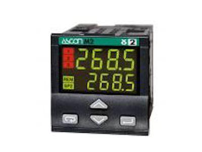 M4 1/16 DIN Double action controller with analogue output - Ascon Tecnologic