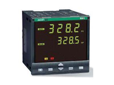 Q3 1/4 DIN Double action controller with analogue output - Ascon Tecnologic