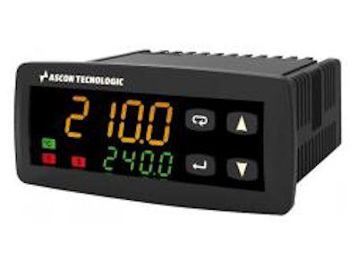 KR5 Controller programmer, with 8 programs and 96 segments - Ascon Tecnologic