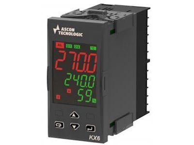 KX6 Servomotor controller - Ascon Tecnologic