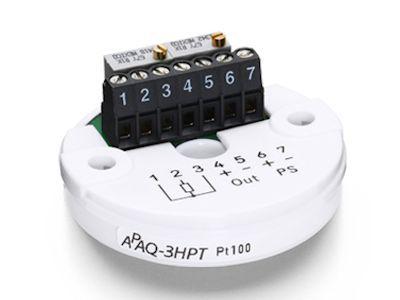 APAQ-3HPT Analog adjustable 3-wire transmitter - Inor