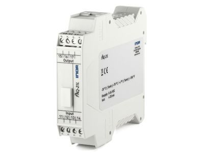 IPAQ-22 Universal 2-channels programmable 2-wire transmitter - Inor