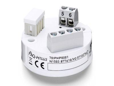 IPAQ-Hplus High-precision universal programmable 2-wire transmitter - Inor