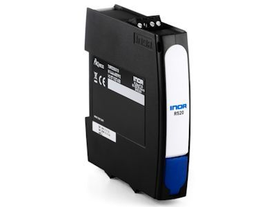 IPAQ R520 HART compatible universal dual-input 2-wire transmitters - Inor