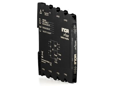 IsoPAQ-641 High-performance isolation transmitter for mA/V Signals with calibrated range selection - Inor