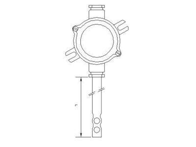 TE/PT-8321 temperature sensor Tempcontrol