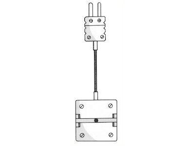 Type X8 miniature temperature sensor soldertip Tempcontrol