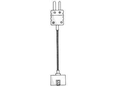 Type X9 miniature temperature sensor surface Tempcontrol