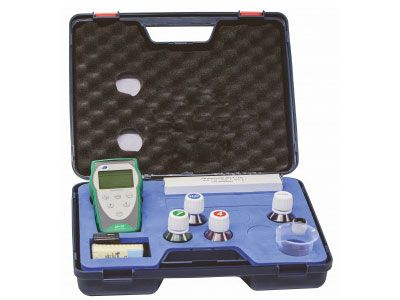pH 7+ DHS FOOD Set with special DHS insertion probe 2 PORE T - Dostmann