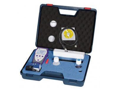 OXY 70 Oxygen instrument with optical LDO-sensor with 2m or 10m cable - Dostmann